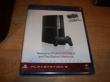 Playstation 3 Discover The Possibilities (Blu-ray Disc 2007) NEW