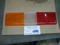 FIAT 131 MIRAFIORI LEFT SIDE LENS TAIL LIGHT OLSA 03.135.00 NOS
