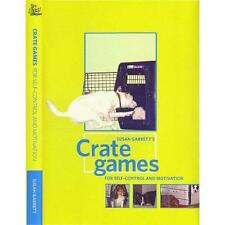 Susan Garrett's Crate Games for Self-control & Motivation Dogs Training DVD NEW