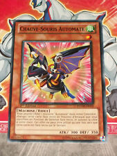 Carte YU GI OH CHAUVE-SOURIS AUTOMATE PHSW-FR025 x 3