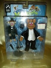 The Muppet Show Series 9 Fozzie & Chuckie Steppin' Out Palisades  *Sealed*