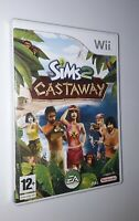 The Sims 2 Castaway Wii Game complete with the manual free postage and packaging