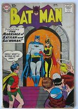 Batman #122 - Batwoman app. - DC Comics