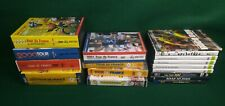 Tour De France World Cycling Productions Dvd Sets With Extra dvds