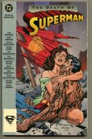 GN/TPB Superman - The Death Of Superman Collected Edition 1st 1993 Edit vf 8.0