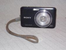 Sony Cyber-Shot DSC-W310 12.1 MP 4X Zoom ~ Black ~ Digital Still Camera