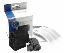OYMPUS PEN VF-2 ELECTRONIC VIEWFINDER FITS LEICA X2 DIGITAL CAMERA USED BOX NICE