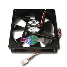 Medium Speed 92mm Case Fan w/ 3 pin connector BRAND NEW Top Motor DF129225PL-3G