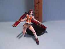 "My-Hime Mai Tokiha Anime 3.5""in Mean Looking Girl with Weapons"