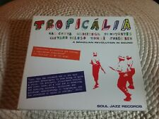 tropicalia a Brazilian revolution in sound cd freepost in very good condition