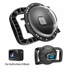 Diving Dome Port Waterproof Housing Case Lens Cover for GoPro Hero 9 Black