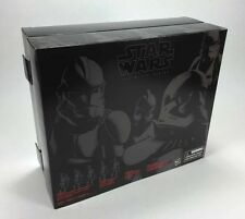 Star Wars Black Series 6-Inch Stormtrooper 4-Pack Amazon Exclusive Figure Set
