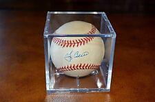 Yogi Berra Signed Official American League Baseball - New York Yankees