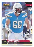 2017 Panini Instant NFL All-Rookie Team Dan Feeney Rookie Card - 1 of 300