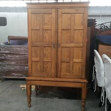 LEXINGTON AMERICAN COUNTRY WEST CONESTOGA CABINET DISTRESSED OAK MADE USA901-312