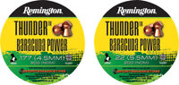 Remington Thunder Baracuda Power .22 Copper Coated Airgun Pellets x 200