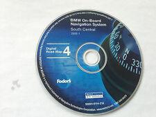 2001 2002 BMW 740iL 740i 745i 745Li X5 540i  Navigation CD 4 South Central