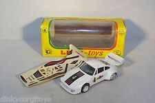 LUSO TOYS PORSCHE MARTINI 935 RALLY M-8 M8 M 8 NEAR MINT BOXED