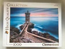 Clementoni The Lighthouse - 1000pc Jigsaw Puzzle Landscape Hobby Photography Bew