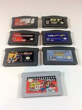 Lot of 7 Nintendo Gameboy Advance GBA SP DS Lite Games