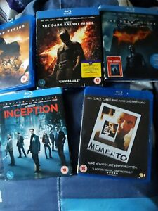 Christopher Nolan Director's Collection (Blu-ray)  batman and more
