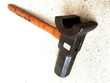 n°273 old tool hammer / outil ancien, marteau de forgeron