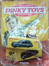 DINKY TOYS PACKARD EIGHT MINIATURES 39A MOULÉ SOUS PRESSION 1:43 VOITURE MODEL