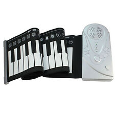 Flexible Soft 49-Key Digital Roll-up Electronic Keyboard Piano Gift Excellent