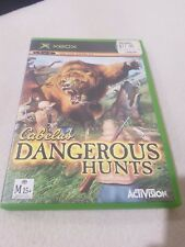 Cabelas Dangerous Hunts - Tested - Working - Complete