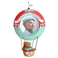 Hallmark Keepsake Christmas Ornament 2018 Year Dated, Baby's First Love's...