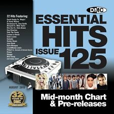 DMC Essential Hits 125 Chart Music DJ CD