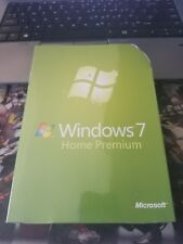 Microsoft Windows 7 Home Premium 32 AND 64 Bit  Full Version DVD