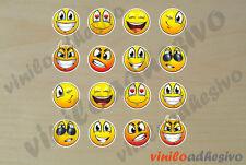 PEGATINA STICKER VINILO emoticonos movil emoticons autocollant aufkleber adesivi