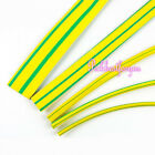 2:1 Yellow Green  3-  50mm Soft Heat Shrink Tubing Sleeving Cable 10M M115A QL