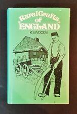 K S Woods - Rural Crafts Of England - hbdj