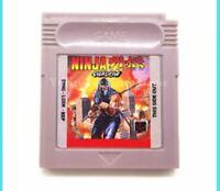 👀 Nintendo Game Boy Color Gbc Cartridge Console Card Ninja Gaiden Shadow 🍾