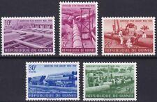 Guinee 1964 Mi: 230 - 234 MNH complete serie