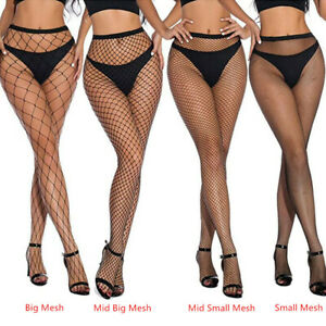 Sexy Women Ladies Fencenet Fishnet Net Tights Small Medium Large Hole Stockings