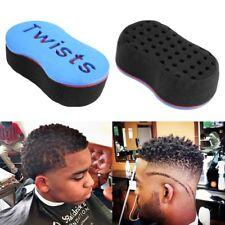 Barber Hair Sponge Brush Dreads Locking Twists Coil Curl Wave Curls Sponge BK