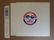 CD ## mcd ## Pet Shop Boys ## Go West ## 1993 ## g/vg-