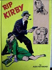 RIP KIRBY / Alex Raymond edizione cartonata ed. SPADA 1974 [G.217]