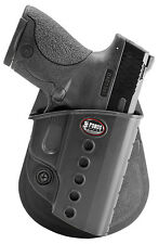 Fobus SWS Std Evol Paddle Holster M&P Shield/Taurus 709/CZ97B/Walther PPS Blk