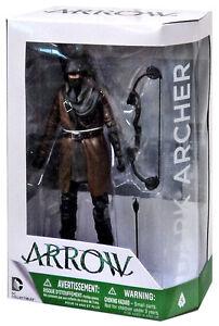 "ARROW - The Dark Archer 7"" Action Figure (DC Comics) #NEW"