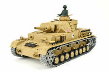 RC Panzer Kampfwagen IV Ausf.F-1 1:16 Pro R&S Metallketten Metallgetriebe 2,4Ghz