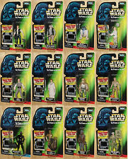 STAR WARS FREEZE FRAME LOT OF 12 HAN LUKE C3PO R2D2 DEATH STAR DROID NEW SEALED