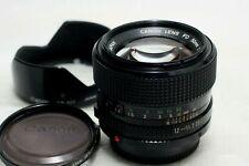 Canon FD 50mm F1.2 Lens *Near Mint*