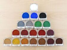 Probe Set Trockenfarbe Farbpigmente Pulverfarbe Pigmente Beton Gips Putz Wand
