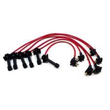 Taylor Spark Plug Wire Set 84268; ThunderVolt 8.2mm Red OE for Ford 6 Cylinder