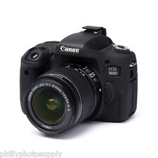 easyCover Armor Protective Skin for Canon EOS Rebel T6s Black ->Free US Shipping