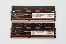 8GB (2x4GB) AVEXIR Blitz DDR3 Memory 2133MHz CL9 PC3-17060 AVD3U21330904G-2BZ1